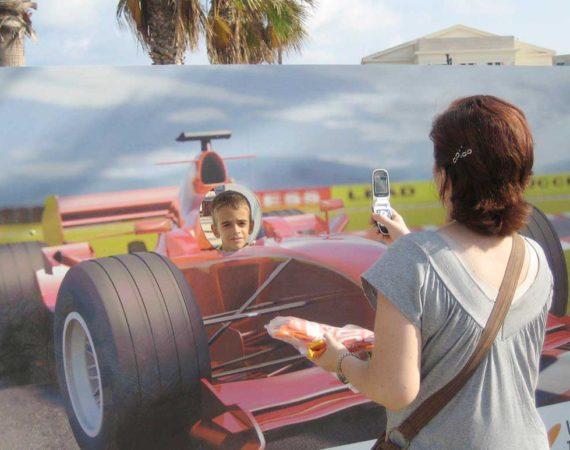 Organización eventos Fan Park Fórmula 1