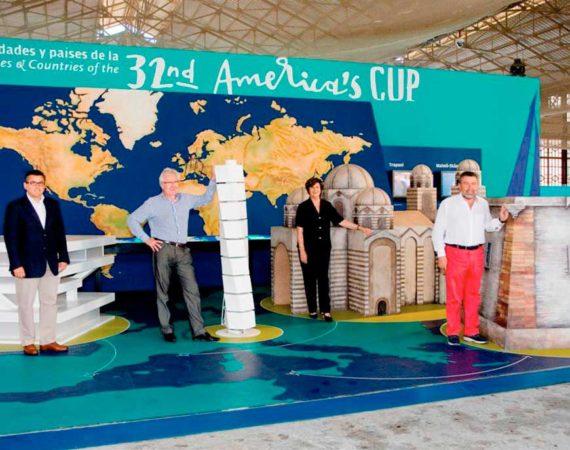Evento 32 America's Cup Valencia