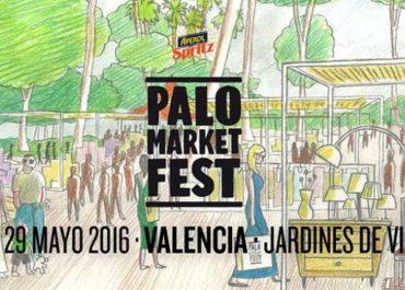TAKE EAT EASY EN LA I EDICION PALO MARKET FEST EN VALENCIA